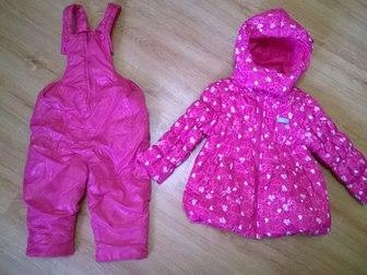 Уникальное foto  Зимние штаны и куртка Baby Go 37830400 в Ростове-на-Дону