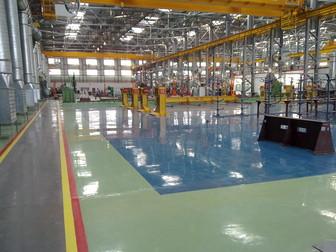 Просмотреть фото  Промышленные полимерные полы 37993277 в Ростове-на-Дону
