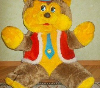 Изображение в   Медведь огромный в Ростове-на-Дону 500