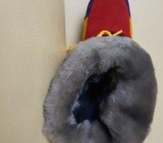 Фото в Для детей Детская обувь Красивые пинетки для малыша размер 20 из в Ростове-на-Дону 900