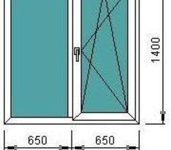 Фото в Строительство и ремонт Двери, окна, балконы Компания Окна Экстра предлагает пластиковые в Ростове-на-Дону 7500