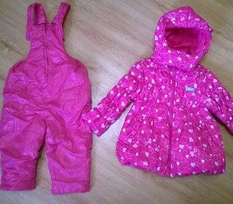 Фотография в   Куртка и штаны для девочки 92 см, очень теплые в Ростове-на-Дону 2000