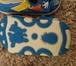 Изображение в   Продаю новые босоножки синего цвета с микимаусом в Ростове-на-Дону 500