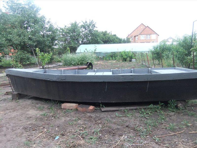 армирование лодок