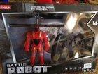 Продам детскую игрушку battle robot