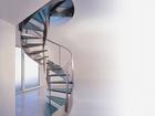 Свежее foto  качественные стеклянные лестницы по умеренной цене 51659182 в Серпухове