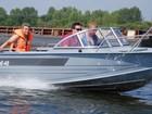Скачать бесплатно фото Разное Купить лодку (катер) Windboat 48 38845443 в Ярославле