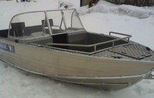 Купить лодку (катер) Wyatboat 490 DCM