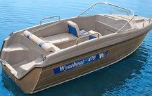 Купить лодку (катер) Wyatboat 470