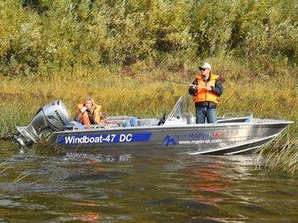 Новое фото  Купить лодку (катер) Windboat 47 DC 38845420 в Твери