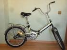 Скачать фотографию  велосипед со складной рамой 67372095 в Сафоново