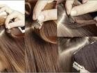 Увидеть foto  Волосы для наращивания, волосы на заколках натуральные, накладные пряди на заколках 36235907 в Салехарде