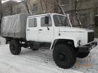 Свежее фотографию  Грузовой бортовой автомобиль ГАЗ 33088 Егерь 2 новый 40522422 в Салехарде