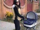 Уникальное foto Детские коляски Коляска для новорожденных,Италия,Inglesina, Цвет синий с белыми вставками, 33377181 в Сальске