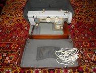 Швейная машина Подольск 142 Tur2 Здраствуйте! Продам почти новую швейную машину