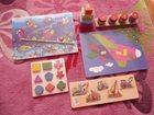 Свежее foto Детские игрушки Пакет Новых игрушек из дерева, в упаковке 32592378 в Самаре
