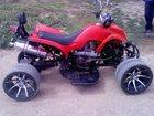Скачать фото Продажа авто с пробегом продам квадроцикл срочно или обменяю на машину 33079471 в Самаре