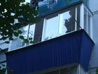 Новое фото  Балконы окна под ключ 38586698 в Самаре