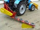 Смотреть изображение Косилка Косилка роторная навесная КРН-2,1 на трактор МТЗ 39711276 в Самаре