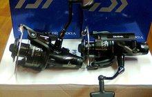 Карповые катушки Shimano и Daiwa