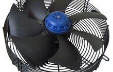 Вентиллятор конденсатора охладителя камеры морозильной