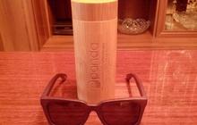 Солнцезащитные очки из бамбука