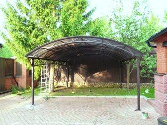 Просмотреть фотографию Строительные материалы Навесы 33233504 в Самаре