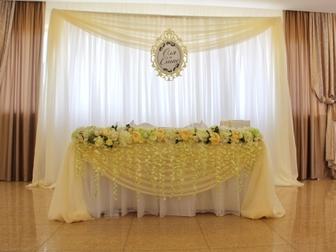 Свежее фотографию  Свадебное оформление зала 38883593 в Самаре