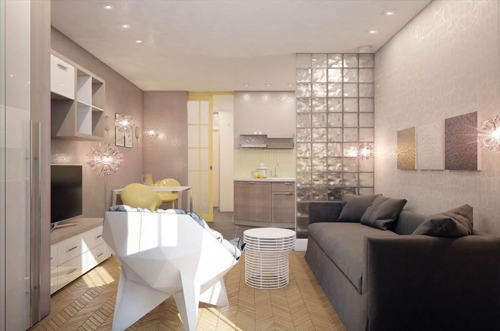 17 кв.м. квартира дизайн
