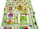 Фотография в Для детей Детские игрушки Ковер Дорога (Трафик), размер 100*150 см, в Санкт-Петербурге 6200