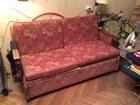 Фото в Мебель и интерьер Мягкая мебель Отдам крепкий диван. Раскладывается вперед. в Санкт-Петербурге 0