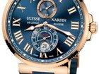 Увидеть фото Часы часы Ulysse Nardin 32542457 в Санкт-Петербурге