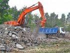 Изображение в   Вывезу грунт, строительный мусор, бой. На в Санкт-Петербурге 120