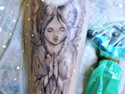 ���� �   ����� TATTOO Angel Ink  - �������������� � �����-���������� 0