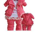 Новое foto Детская одежда Комплект-тройка для девочки, размер 3Т 33920138 в Санкт-Петербурге