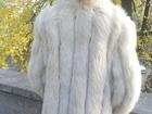 Скачать бесплатно foto Женская одежда Шикарная натуральная шуба, песец, Очень недорого! 34684976 в Санкт-Петербурге