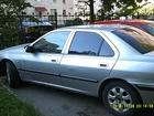 Фото в Авто Аварийные авто Продам Пежо 406 после аварии (газель врезался в Санкт-Петербурге 70000