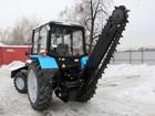 Фото в Авто Спецтехника Установка на базе трактора МТЗ.   Разработка в Санкт-Петербурге 1200