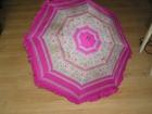 Новое фото Женская одежда Японский зонтик-полуавтомат 37417567 в Санкт-Петербурге