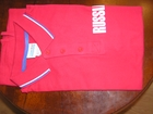 Изображение в   рубашка поло RUSSIA красного цвета размер в Санкт-Петербурге 600