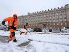 Быстрый способ убрать снег вручную, техникой, вывоз