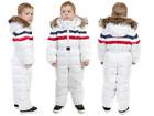 Смотреть фотографию Детская одежда Зимний детский комбинезон на пуху «Белая Зима» 68271311 в Санкт-Петербурге