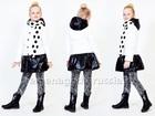 Свежее фотографию Детская одежда Демисезонное детское пальто на пуху для девочки ОДРИ 69299485 в Санкт-Петербурге
