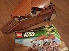 Лего 75020 Пустынной корабль Джаббы