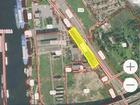 Продажа земельных участков на первой линии Октябрьской набер