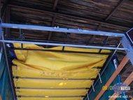 Сдвижные крыши, установка, ремонт, обслуживание, тенты, переделка тентов Изготав