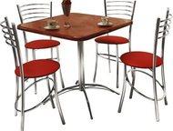 Мебель для кафе, бара, ресторана Производство, продажа мебели на металлокаркасе: