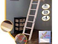 Чердачные и винтовые лестницы Minka® Компания «Мир Дерева» предлагает чердачные