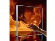 Каминное стекло Robax Жаропрочное стекло от производителя. Толщина 4 мм. Техниче