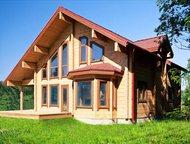 Дом из бруса по финской технологии под ключ Мы построим дом вашей мечты!   в нал